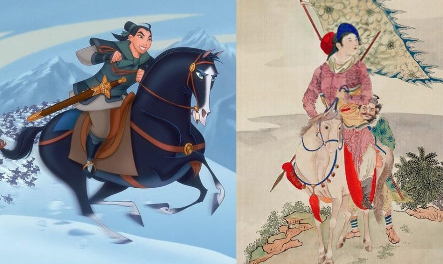 6 отличий диснеевской Мулан от китайской поэмы Хуа Мулань