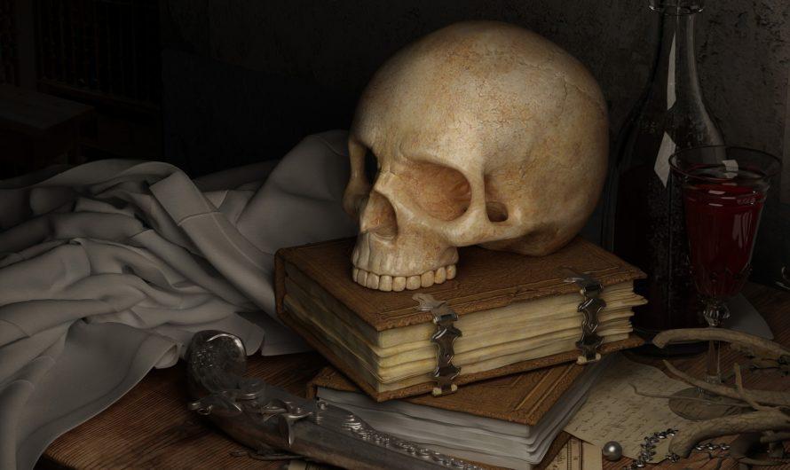 Почему люди читают ужасы?