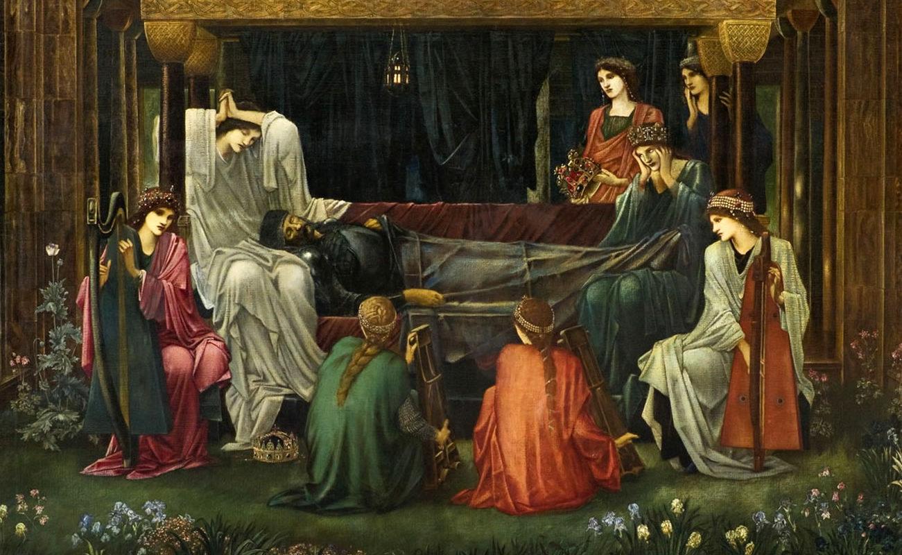 женщины Короля Артура