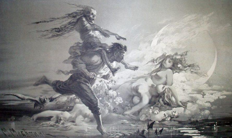 Вий – персонаж славянской мифологии или выдумка Гоголя?