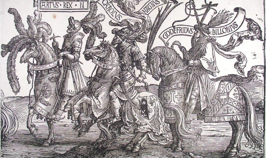 В каком веке жил король Артур?