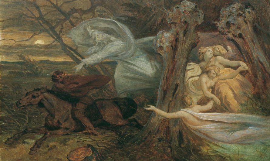 Самые известные мистические баллады Жуковского