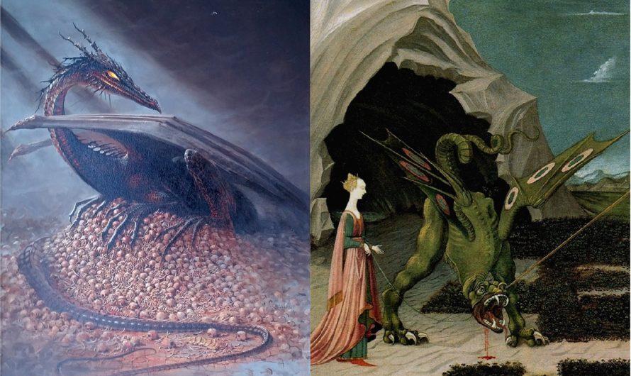 О разнице между драконом и виверной