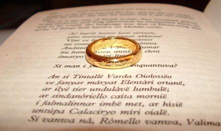 Кольцо Всевластия фото