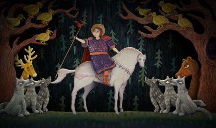 Егорий Волчий пастырь