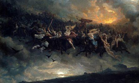 Дикая Охота Одина - Арбо